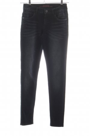 s.Oliver Stretch Jeans blau Casual-Look