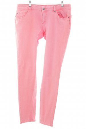 s.Oliver Stretch Jeans pink Casual-Look