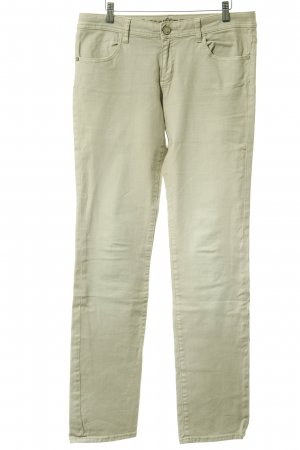 s.Oliver Stretchhose creme Business-Look