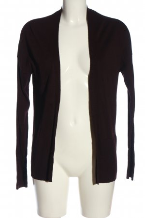 s.Oliver Strick Cardigan braun Casual-Look