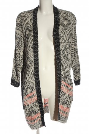 s.Oliver Strick Cardigan meliert Casual-Look