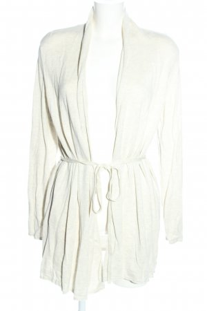 s.Oliver Strick Cardigan creme Casual-Look