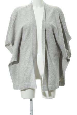 s.Oliver Strick Cardigan grau Casual-Look