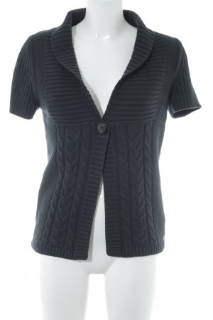 s.Oliver Strick Cardigan taupe Casual-Look