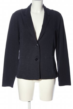 s.Oliver Knitted Blazer black business style