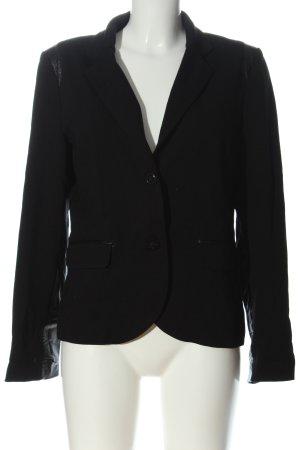 s.Oliver Blazer in maglia nero stile casual