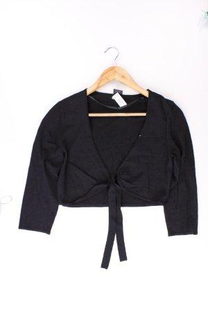 s.Oliver Cardigan tricotés noir viscose