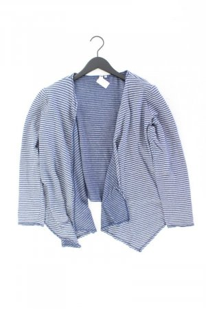 s.Oliver Cardigan tricotés bleu-bleu fluo-bleu foncé-bleu azur coton