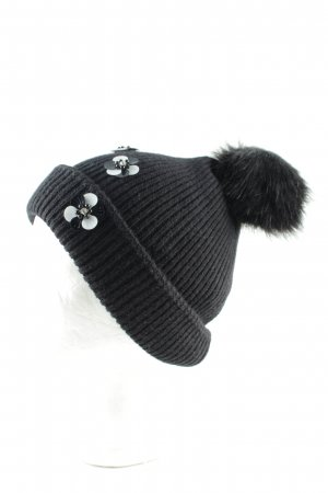 s.Oliver Knitted Hat black casual look