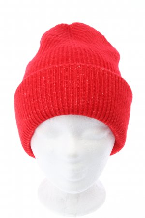 s.Oliver Knitted Hat red casual look