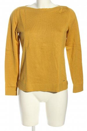s.Oliver Strickpullover hellorange Casual-Look