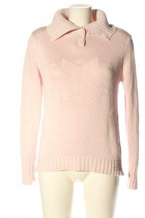 s.Oliver Strickpullover pink Casual-Look