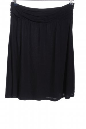 s.Oliver Knitted Skirt black casual look