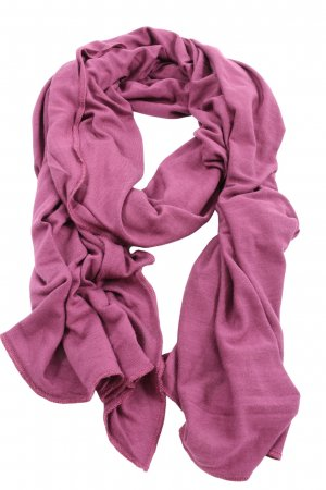 s.Oliver Knitted Scarf pink casual look
