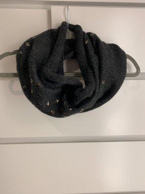 s.Oliver Écharpe en tricot gris
