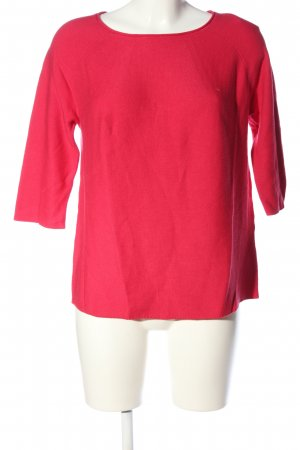 s.Oliver Strickshirt rot Casual-Look