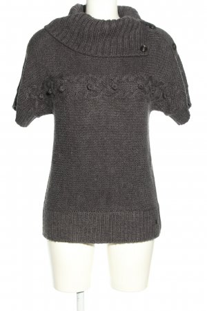 s.Oliver Knitted Jumper light grey casual look