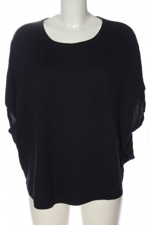 s.Oliver Knitted Jumper black casual look