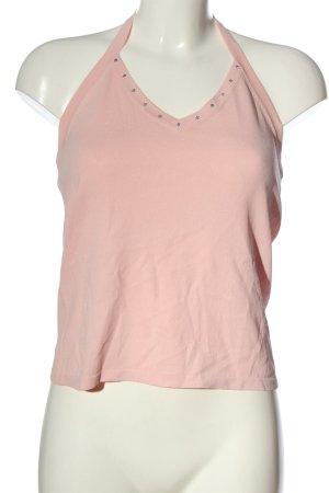 s.Oliver Gebreide top roze casual uitstraling