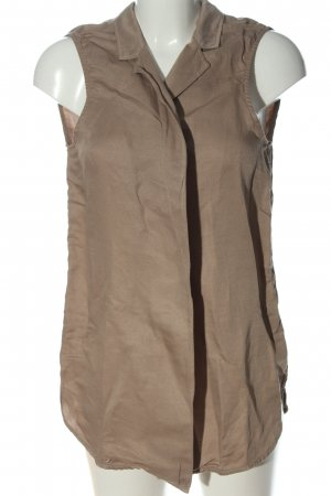 s.Oliver Strickweste braun Casual-Look
