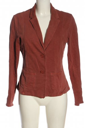 s.Oliver Blazer sweat rouge style d'affaires