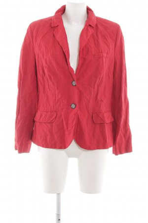 s.Oliver Sweat Blazer red casual look