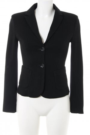 s.Oliver Sweat Blazer black business style