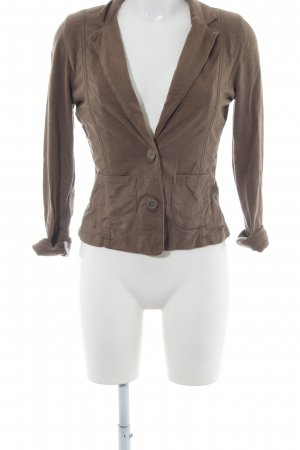 s.Oliver Sweat Blazer brown casual look