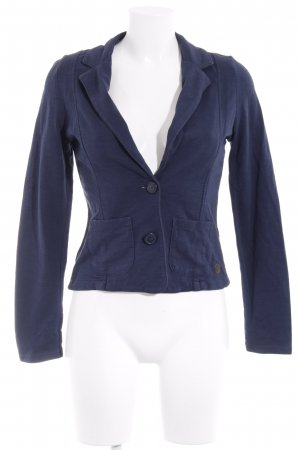 s.Oliver Sweat Blazer dark blue casual look