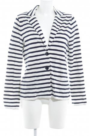 s.Oliver Sweat Blazer dark blue-natural white