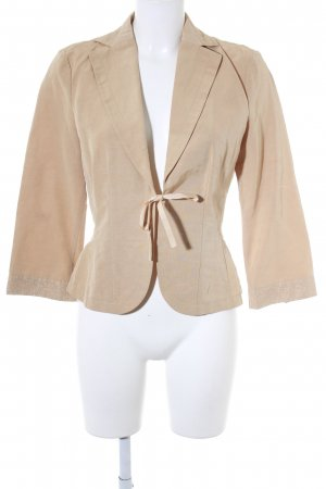 s.Oliver Sweat Blazer gold-colored casual look