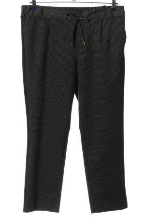 s.Oliver Pantalon de jogging noir-brun style simple
