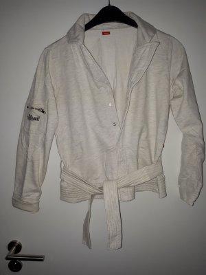s.Oliver Giacca-camicia crema