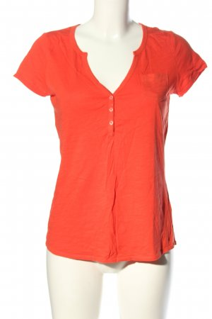 s.Oliver T-Shirt hellorange Casual-Look