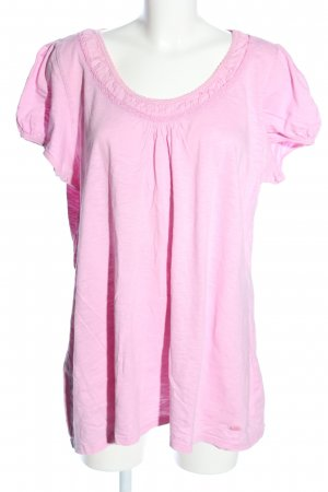 s.Oliver T-Shirt pink Casual-Look