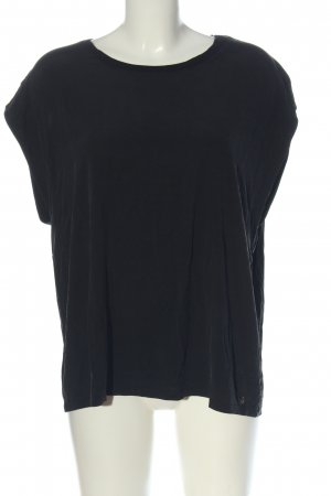 s.Oliver T-Shirt black casual look