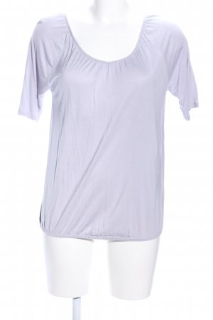 s.Oliver T-Shirt hellgrau Casual-Look