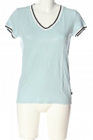 s.Oliver T-Shirt Allover-Druck Casual-Look