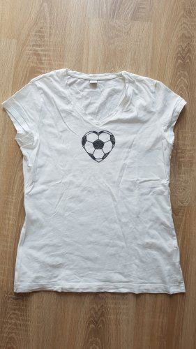 s.Oliver T-Shirt Fussball