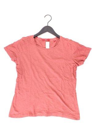 s.Oliver T-Shirt Größe 36 Kurzarm braun