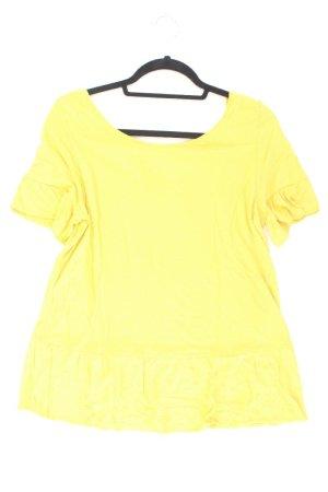 s.Oliver T-Shirt Größe 38 Kurzarm gelb