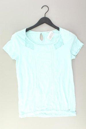 s.Oliver T-Shirt Größe 40 Kurzarm türkis