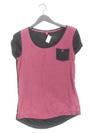 s.Oliver T-Shirt Größe M Kurzarm pink aus Viskose