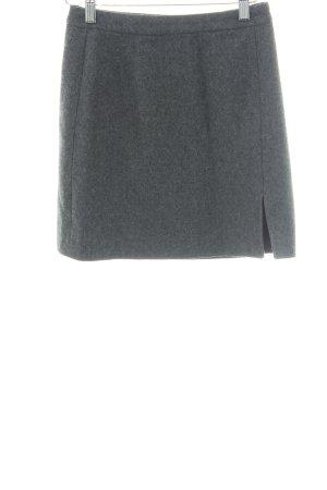 s.Oliver Taffeta Skirt dark grey classic style