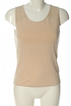 s.Oliver Tanktop nude casual uitstraling