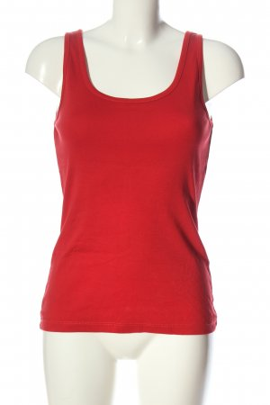 s.Oliver Tanktop rood casual uitstraling