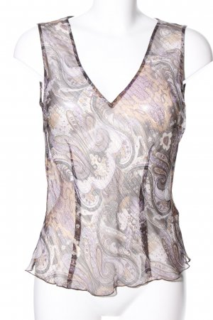 s.Oliver Tanktop abstract patroon casual uitstraling
