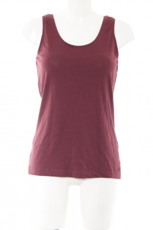 s.Oliver Tanktop rot Casual-Look
