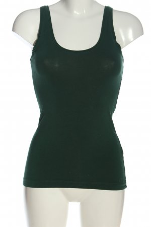 s.Oliver Tanktop groen casual uitstraling