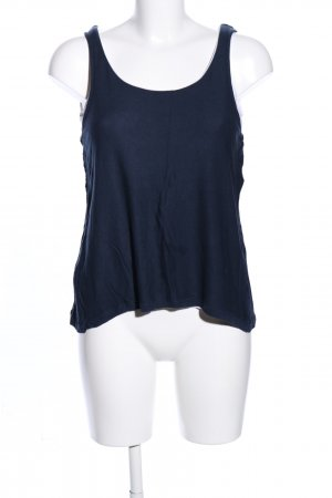 s.Oliver Tanktop blauw casual uitstraling